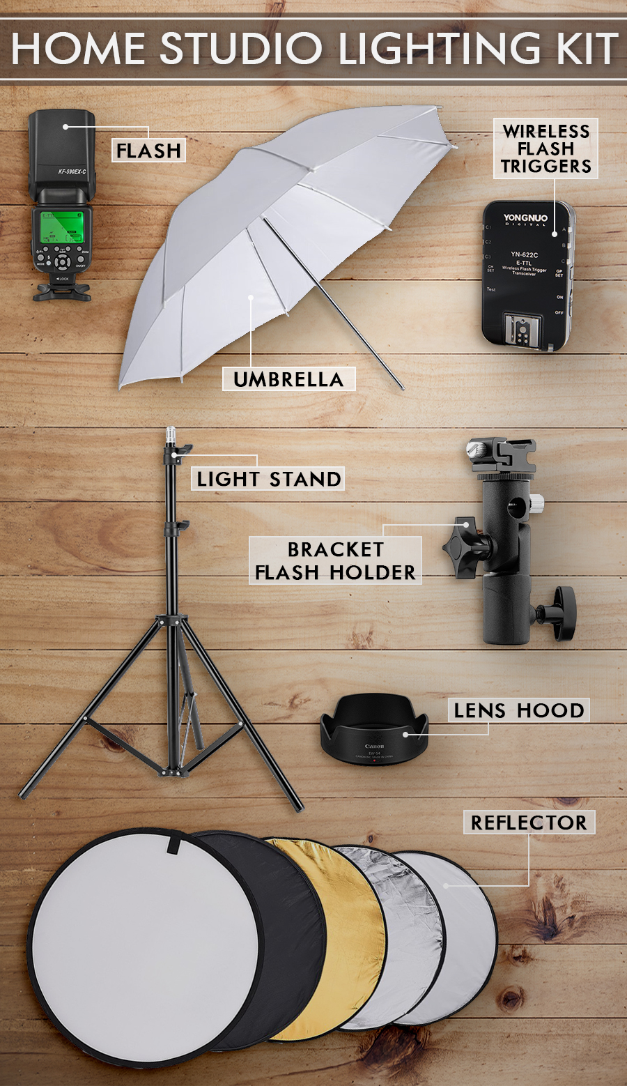 & Home Photography Studio - Easy Affordable Useful