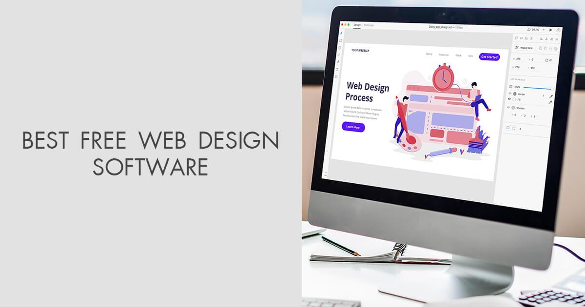 13 Best Free Web Design Software In 2020