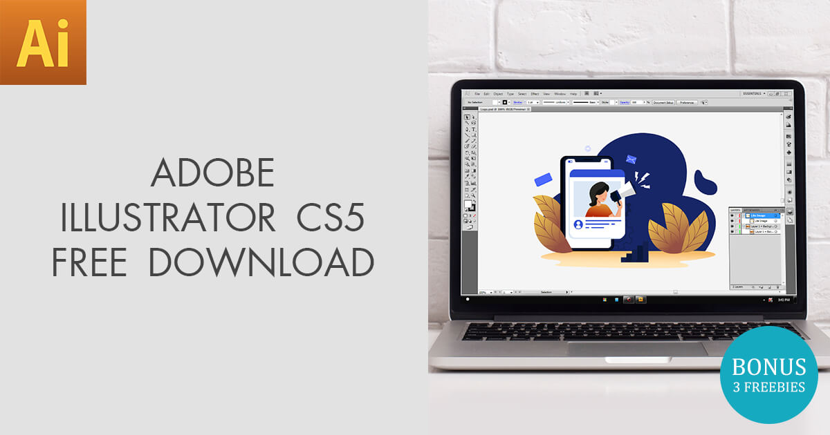 Adobe Illustrator Cs5 Free Download Links