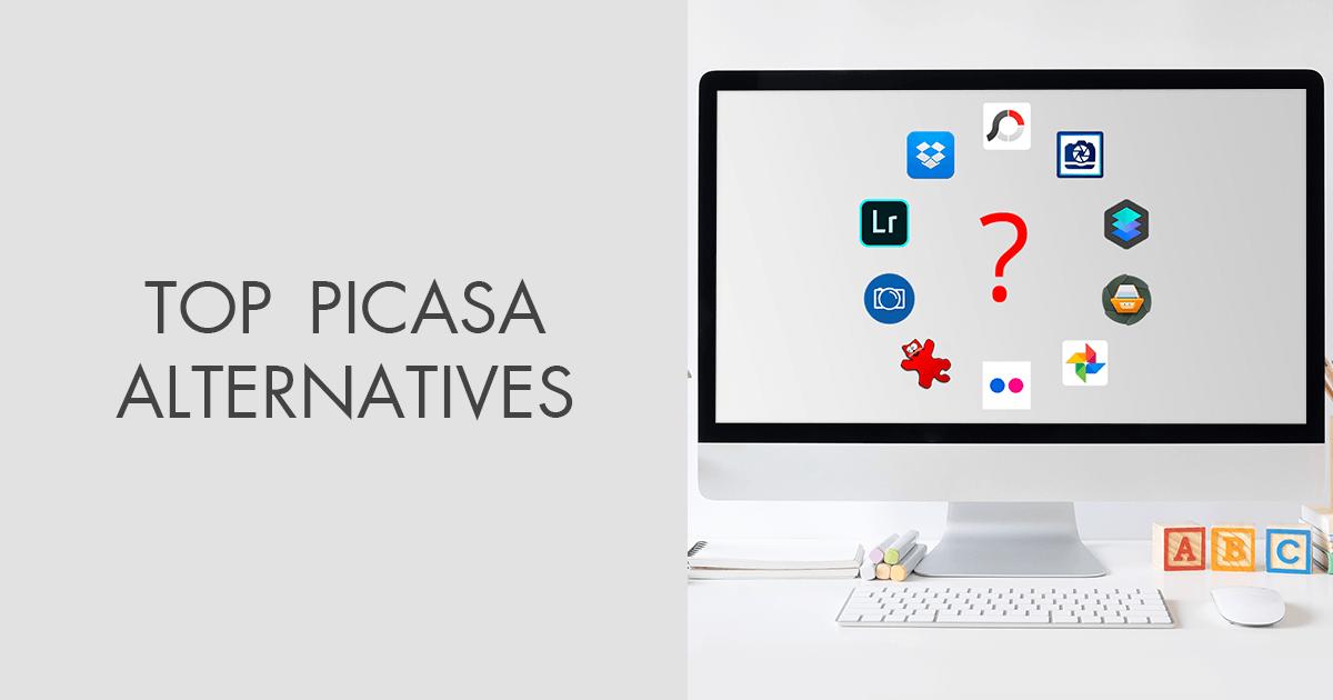 10 Best Picasa Alternatives In 2020