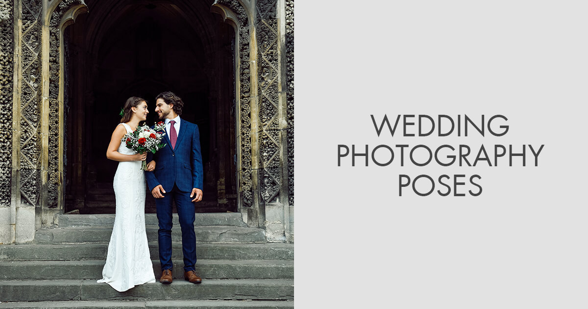 60 Creative Wedding Photography Poses To Try