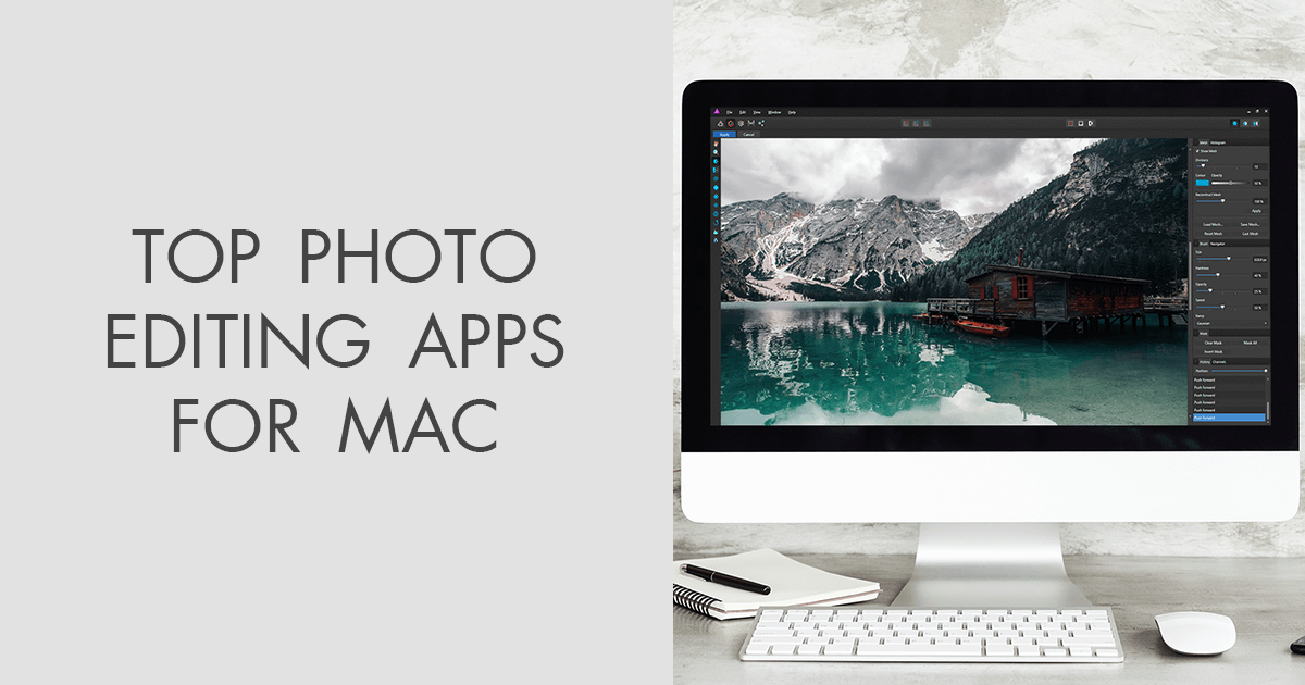 11 Best Photo Editing Apps For Mac In 2020