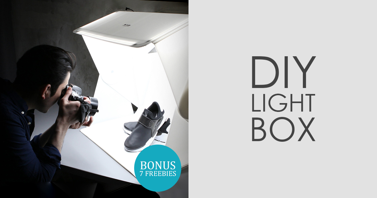 How To Make A Diy Light Box In 7 Easy Steps