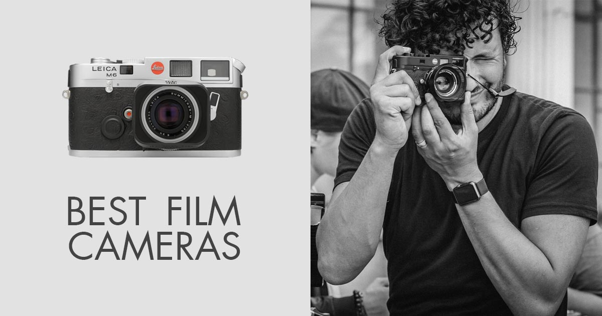 16 Best Film Cameras Review – What Are the Best 35mm Film