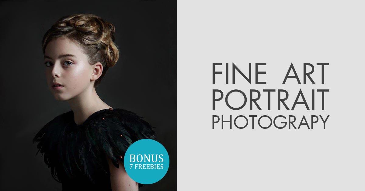 15 Fine Art Portrait Photography Tips