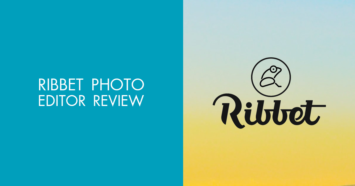 Ribbet Photo Editor Review – Is It a Good Photo Editor