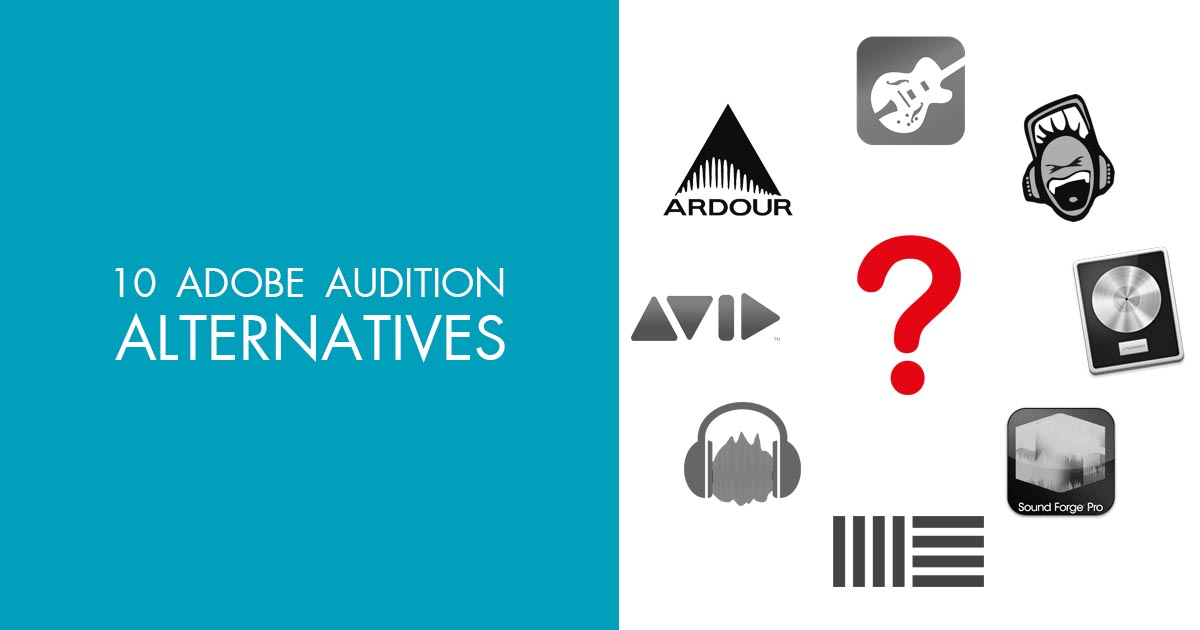 10 Free Adobe Audition Alternatives – What Are Free Programs