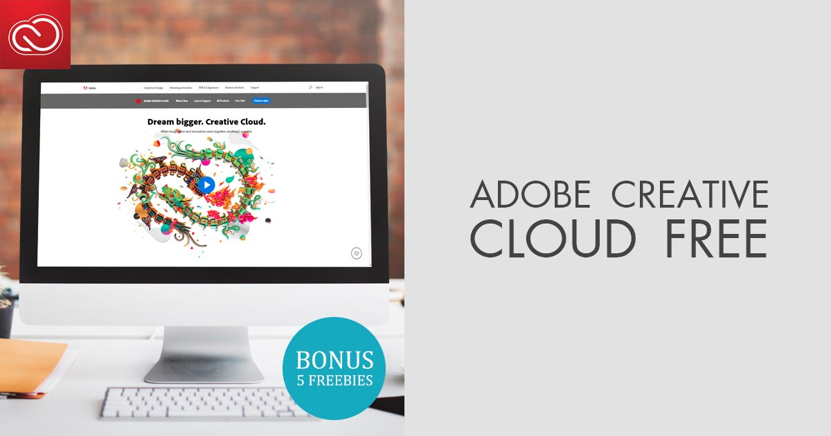 How to Join Adobe Creative Cloud FREE Legally?