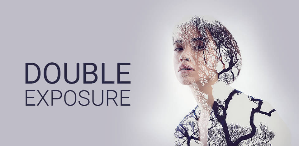 How to Double Exposure in Photoshop - easy & fast tutorial