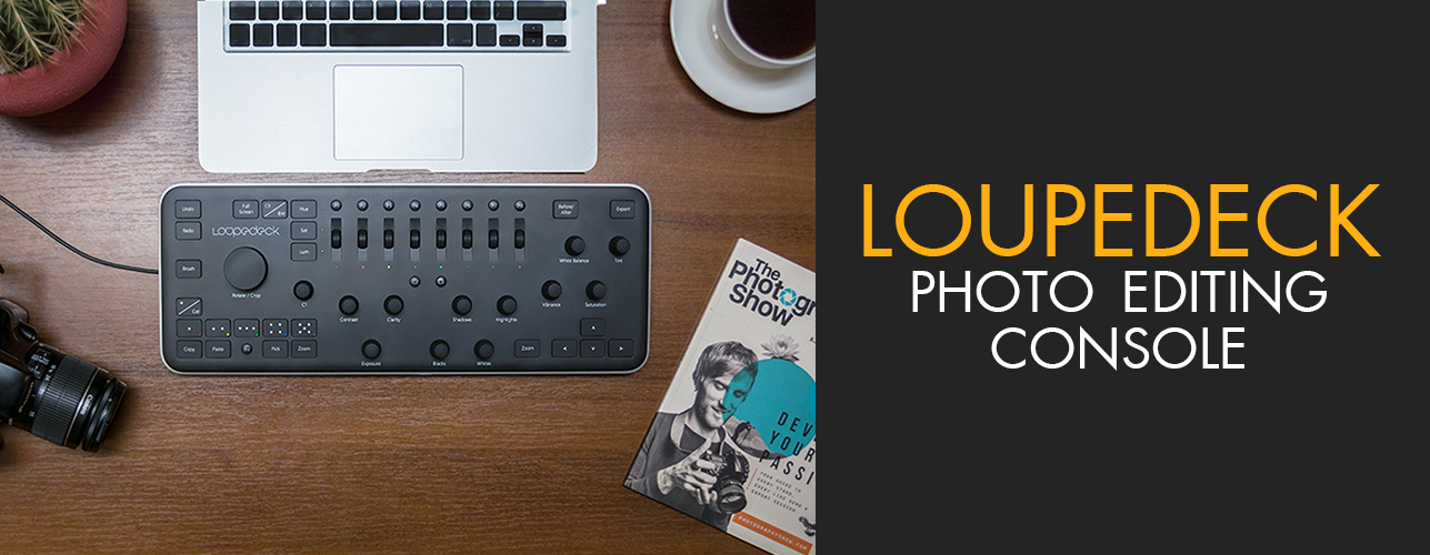 Loupedeck Photo Editing Console Review