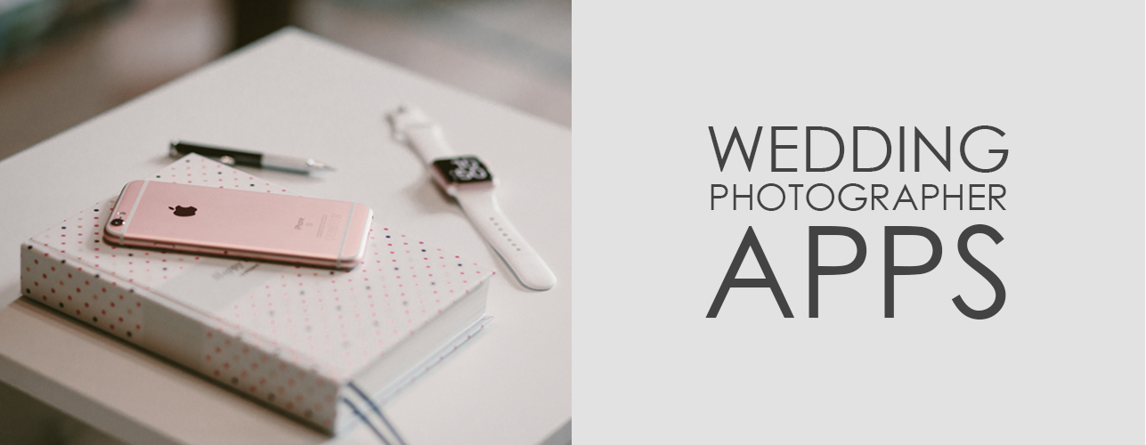 Wedding Photographer Apps