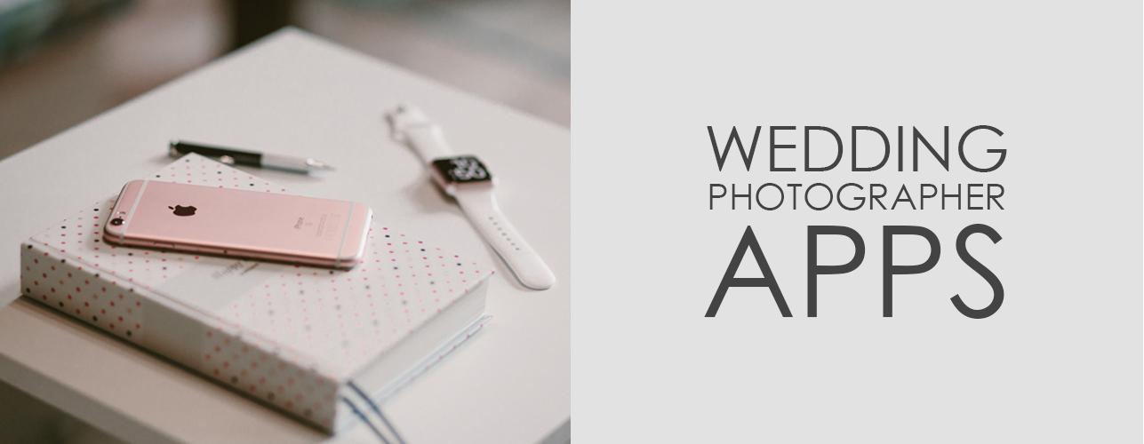 Wedding Photographer App