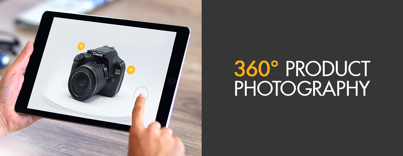 360 Product Photography Guide - How to Shoot 360 Product Photography