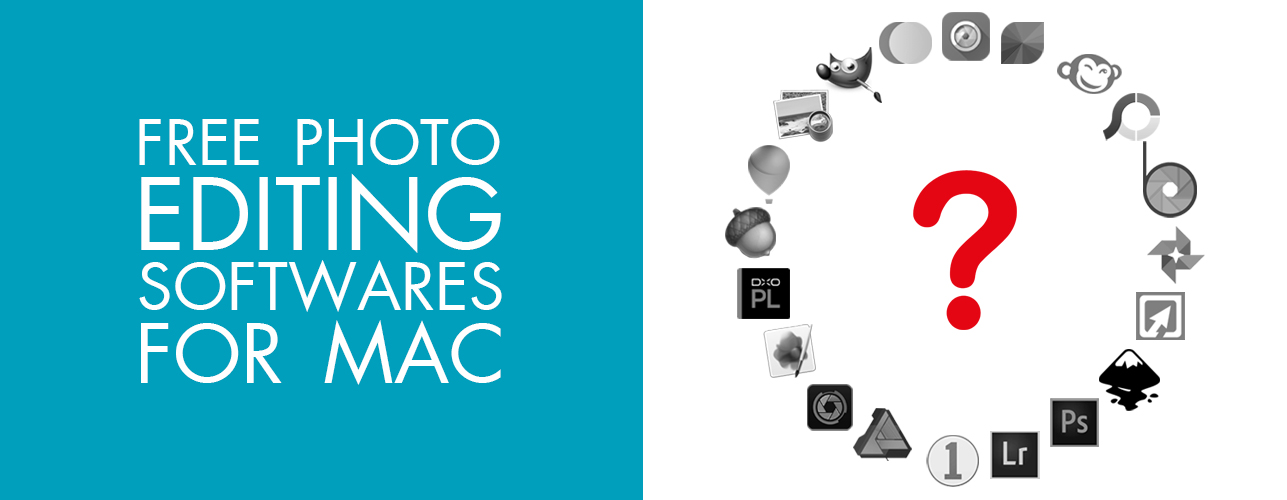 Free Photo Editing Software for Mac