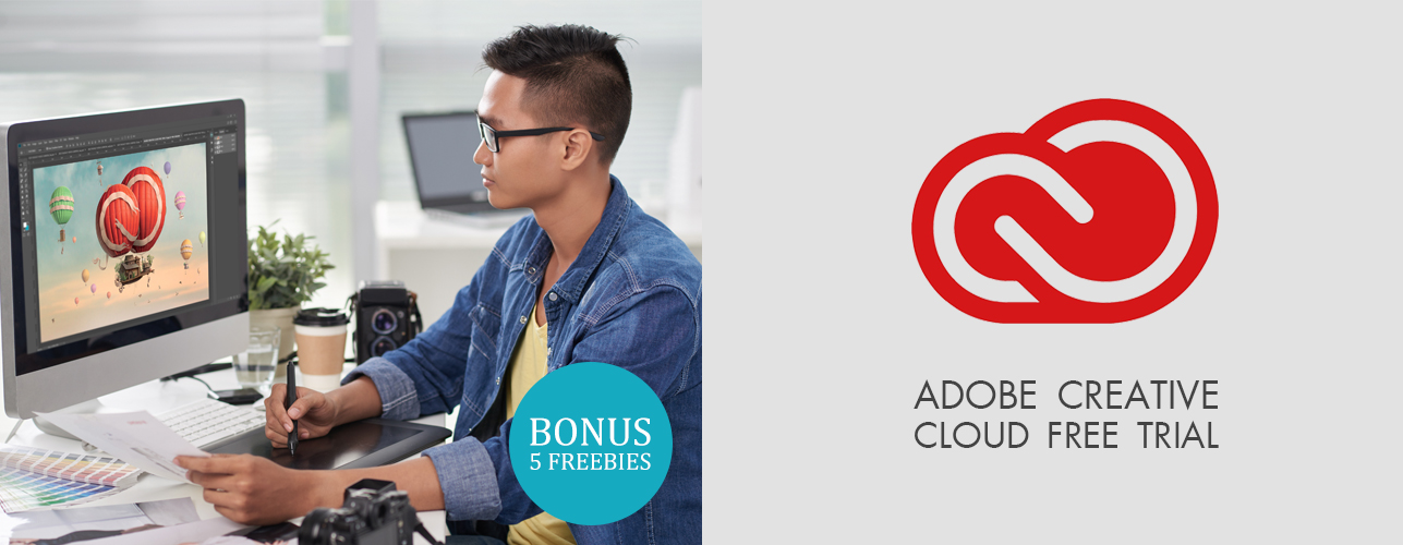 Adobe Creative Cloud Free Trial Review - How Long is the Creative