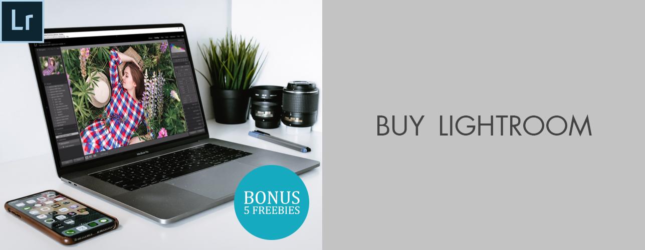 Buy Lightroom