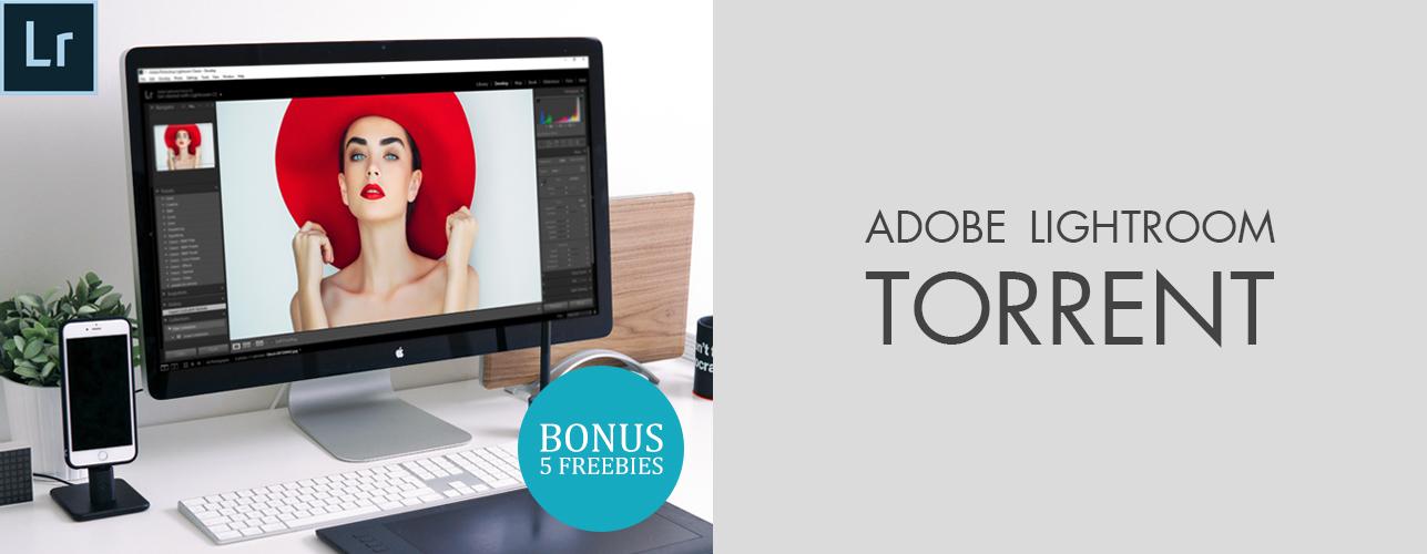 Adobe Lightroom Torrent