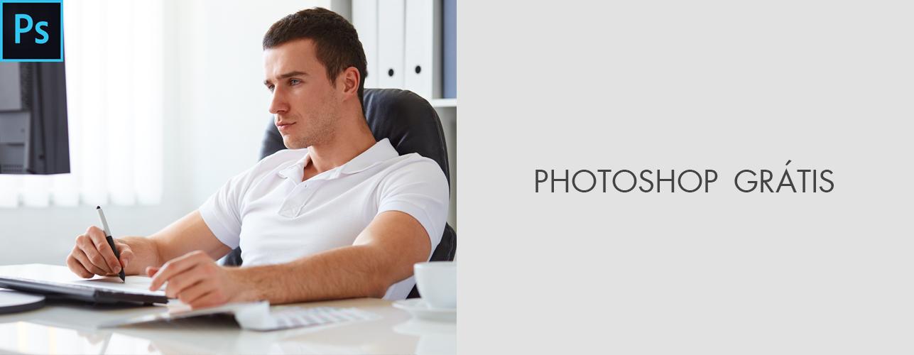 Como Obter o Photoshop Grátis