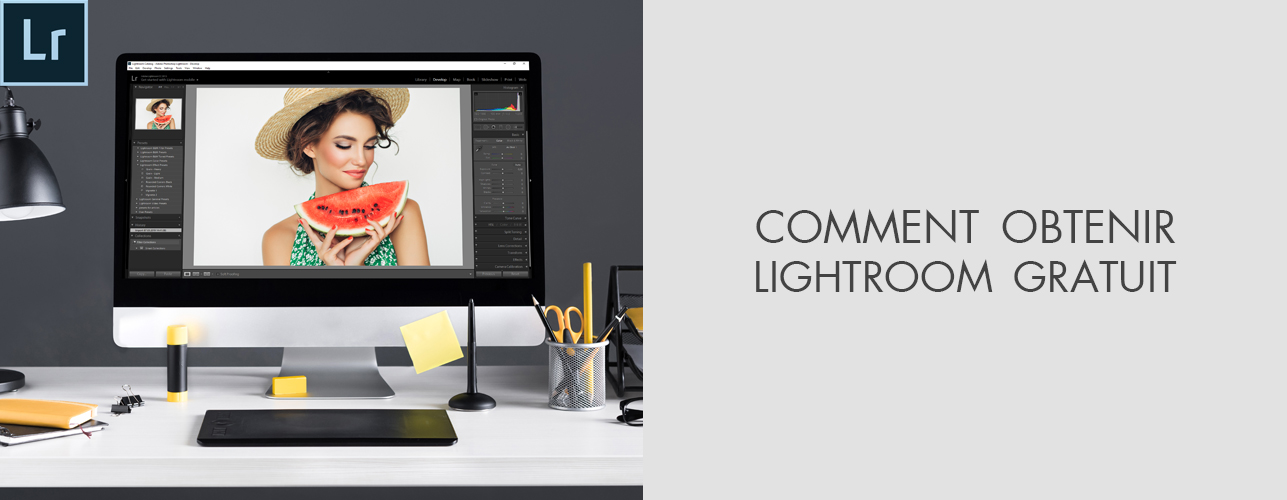 Comment Obtenir Lightroom Gratuit