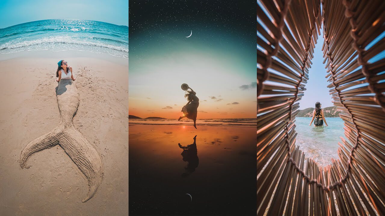 50 BEACH PHOTO IDEAS