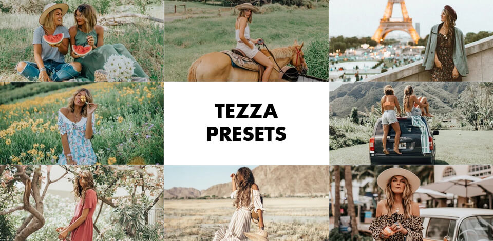 Tezza Presets