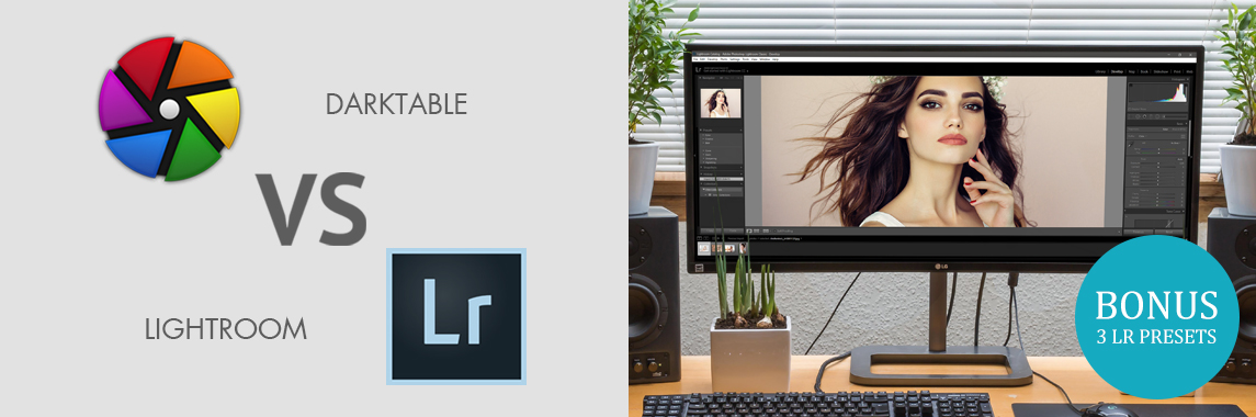 Darktable vs Lightroom – Is Darktable an Open Source Alternative to