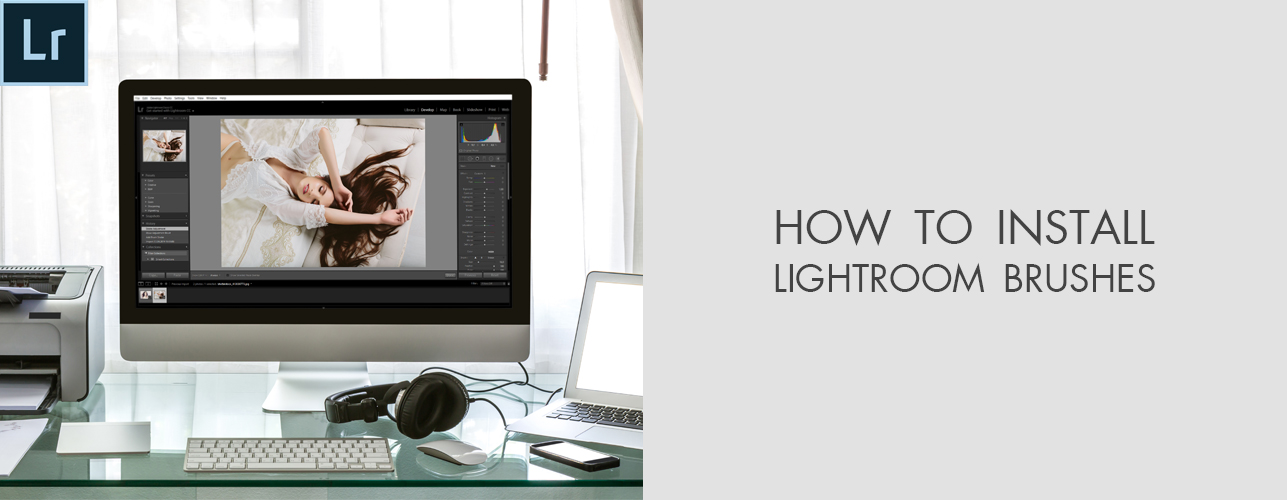 How to Install Lightroom Brushes