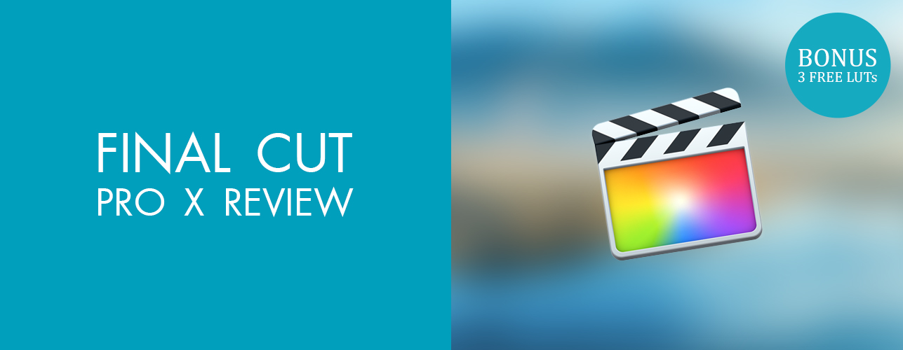Final Cut Pro X Review