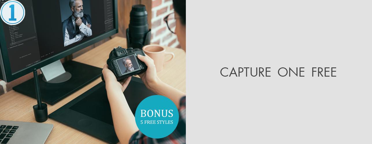 Capture One Free