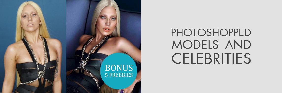 Photoshopped Models