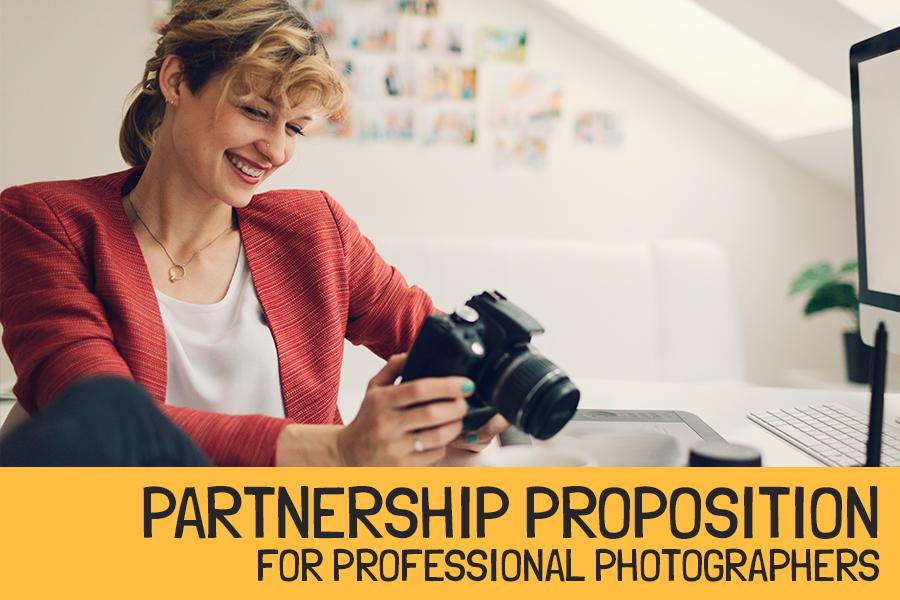 Grow photography business