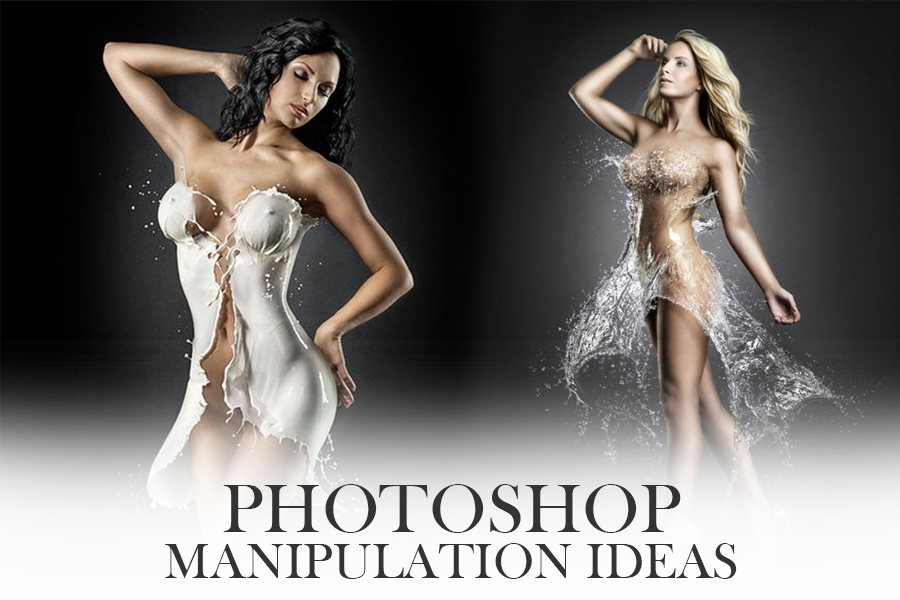 Photoshop manipulation ideas you should not miss