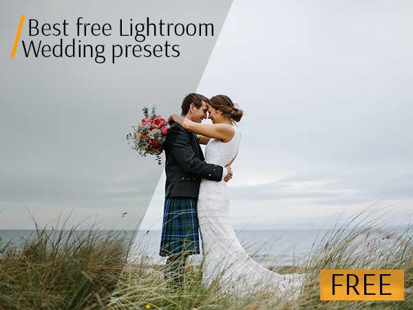 Best wedding lightroom presets 2018 5 free wedding presets best free wedding lightroom presets summer 2018 edition junglespirit Image collections