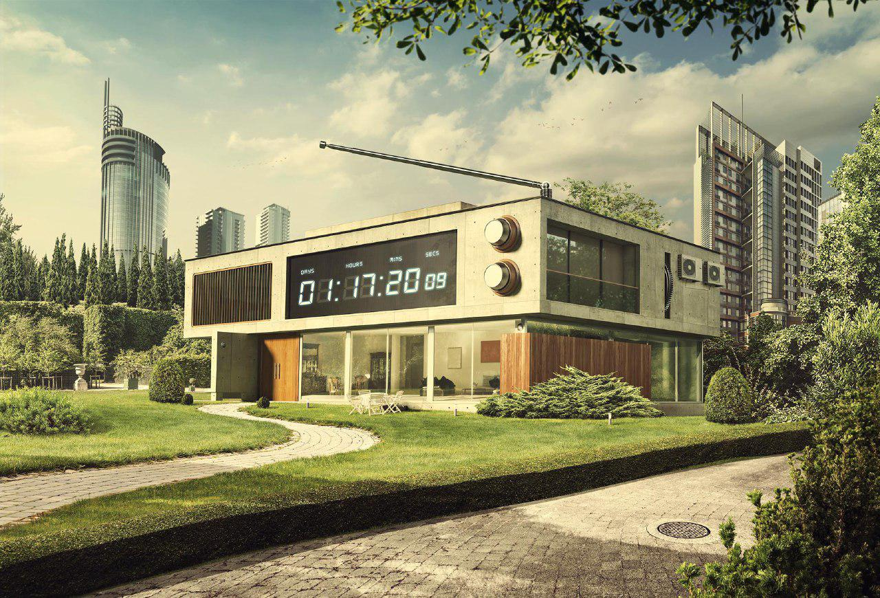 Delightful Useful Architectural Rendering Photoshop Tricks U0026 Tips
