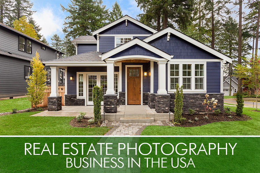 Real Estate Photography Business In The USA