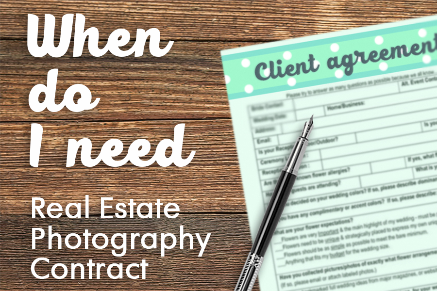 Real estate photography contract download the template free stopboris Image collections