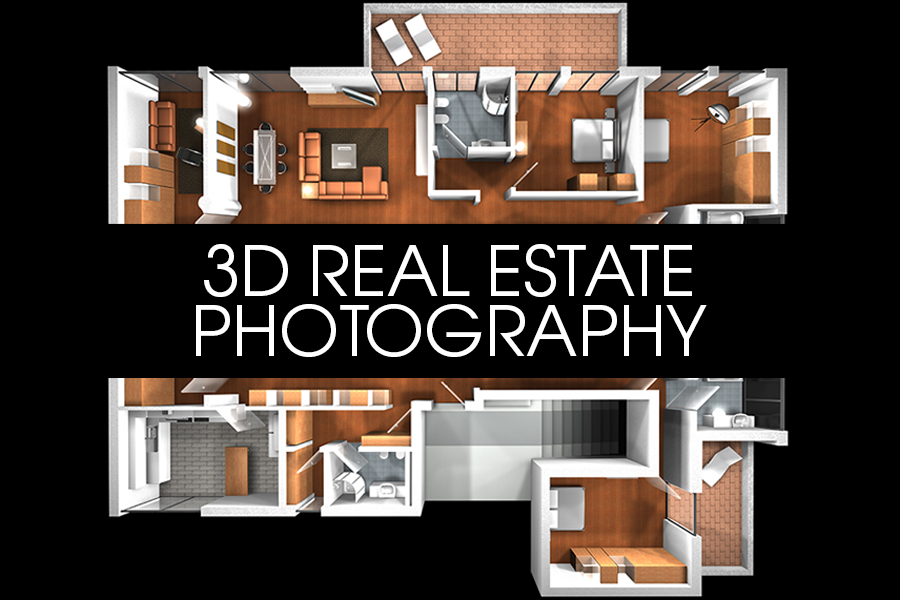3D Real Estate Photography