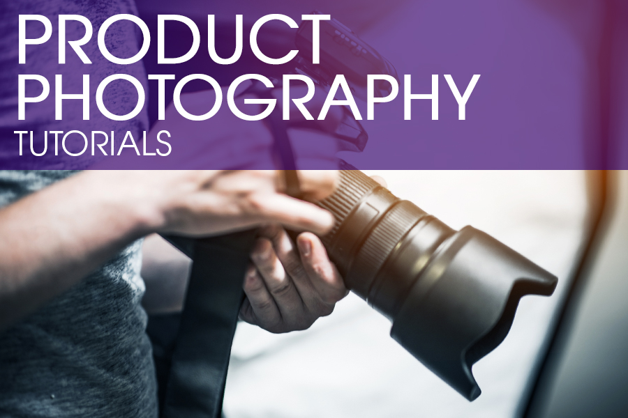 product photography tutorials blog
