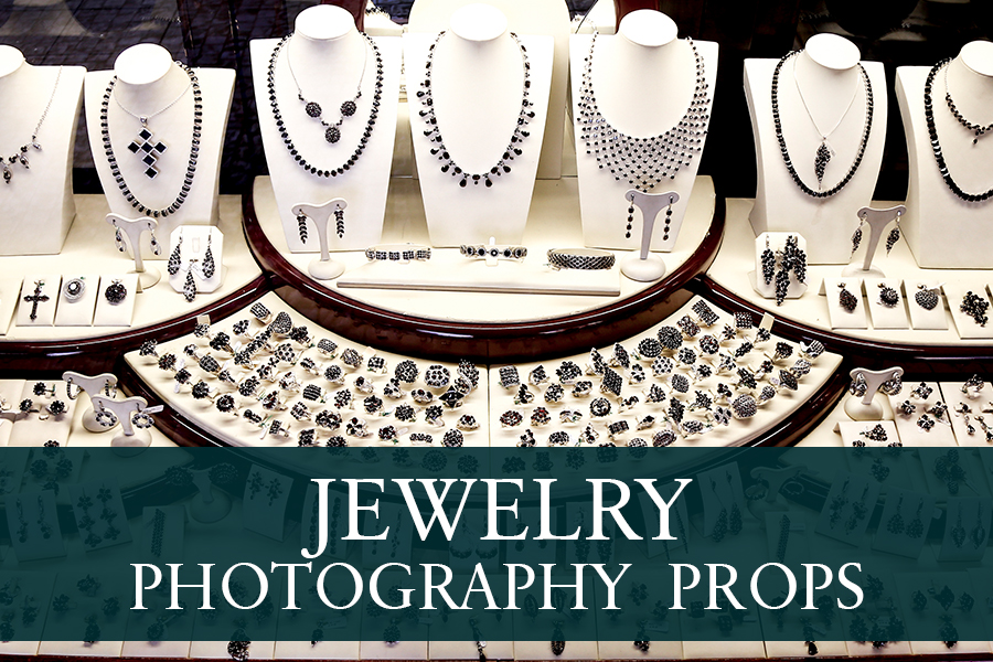 Jewelry Photography Props
