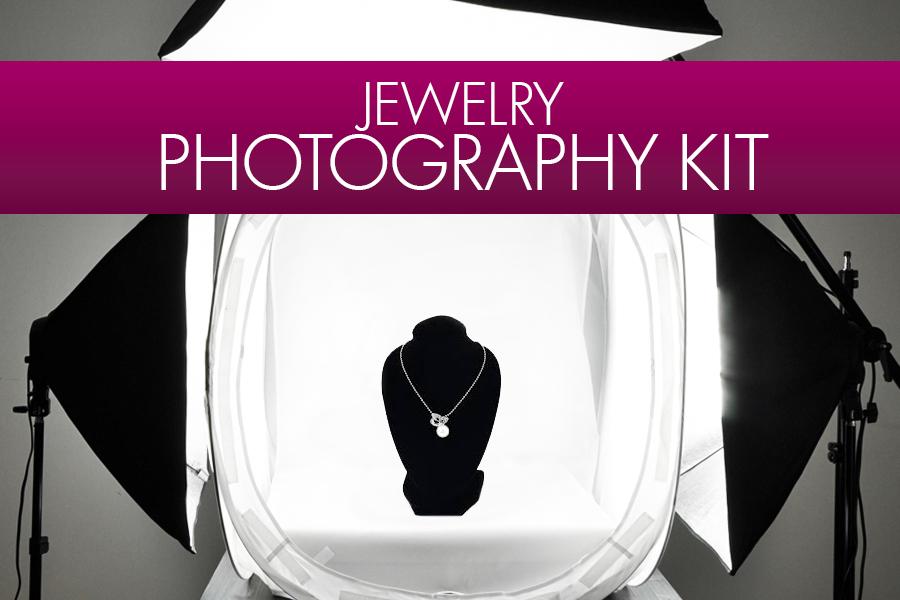 Jewelry Photography Kit