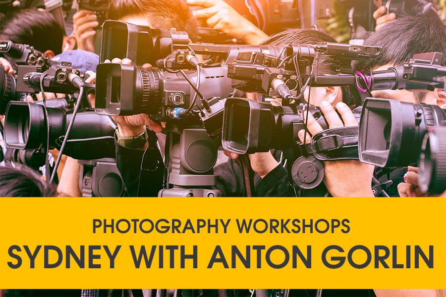 Photography Workshops Sydney