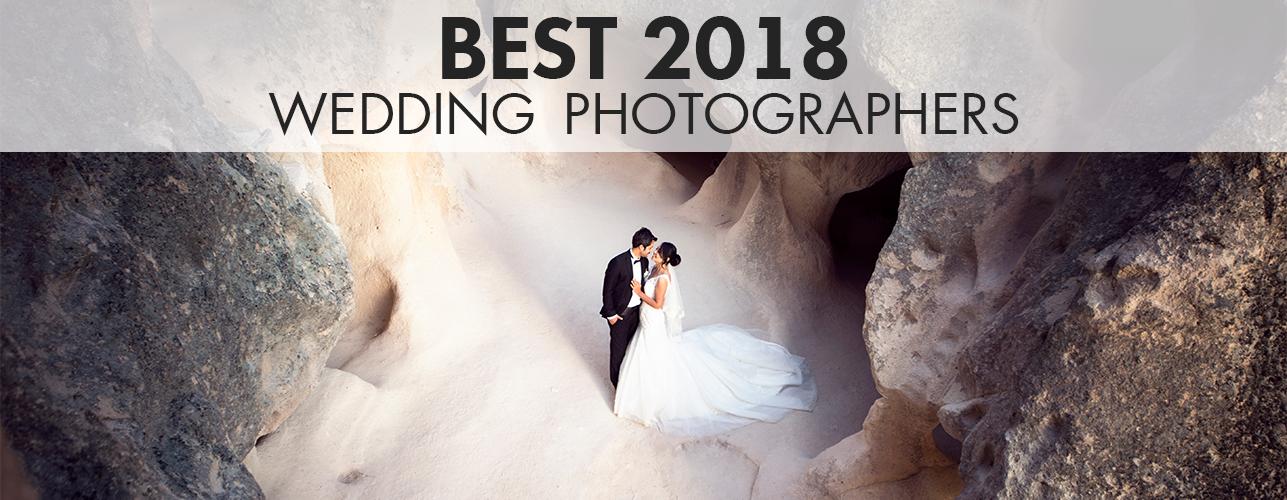 Best wedding photographers: US, UK and worldwide