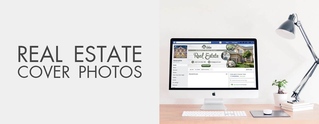 Real Estate Cover Photos