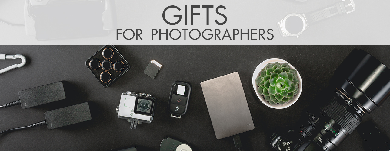 100 Gifts for Photographers