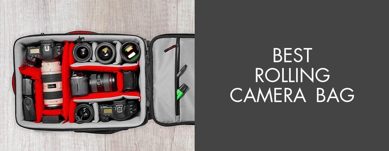 Rolling Camera Bag