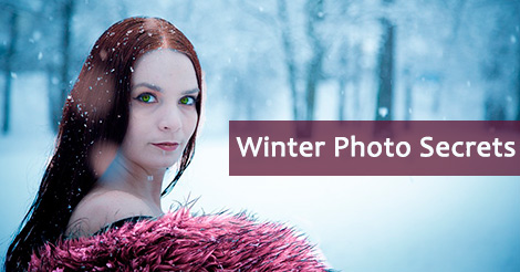 Winter photo tips
