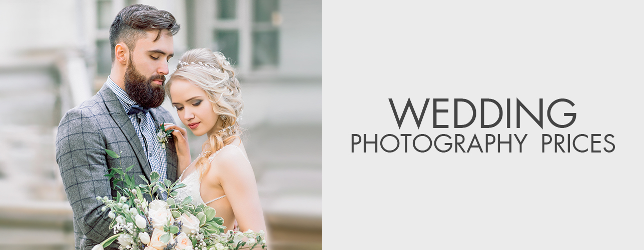 Wedding Photography Prices 5 FREE Packages Templates