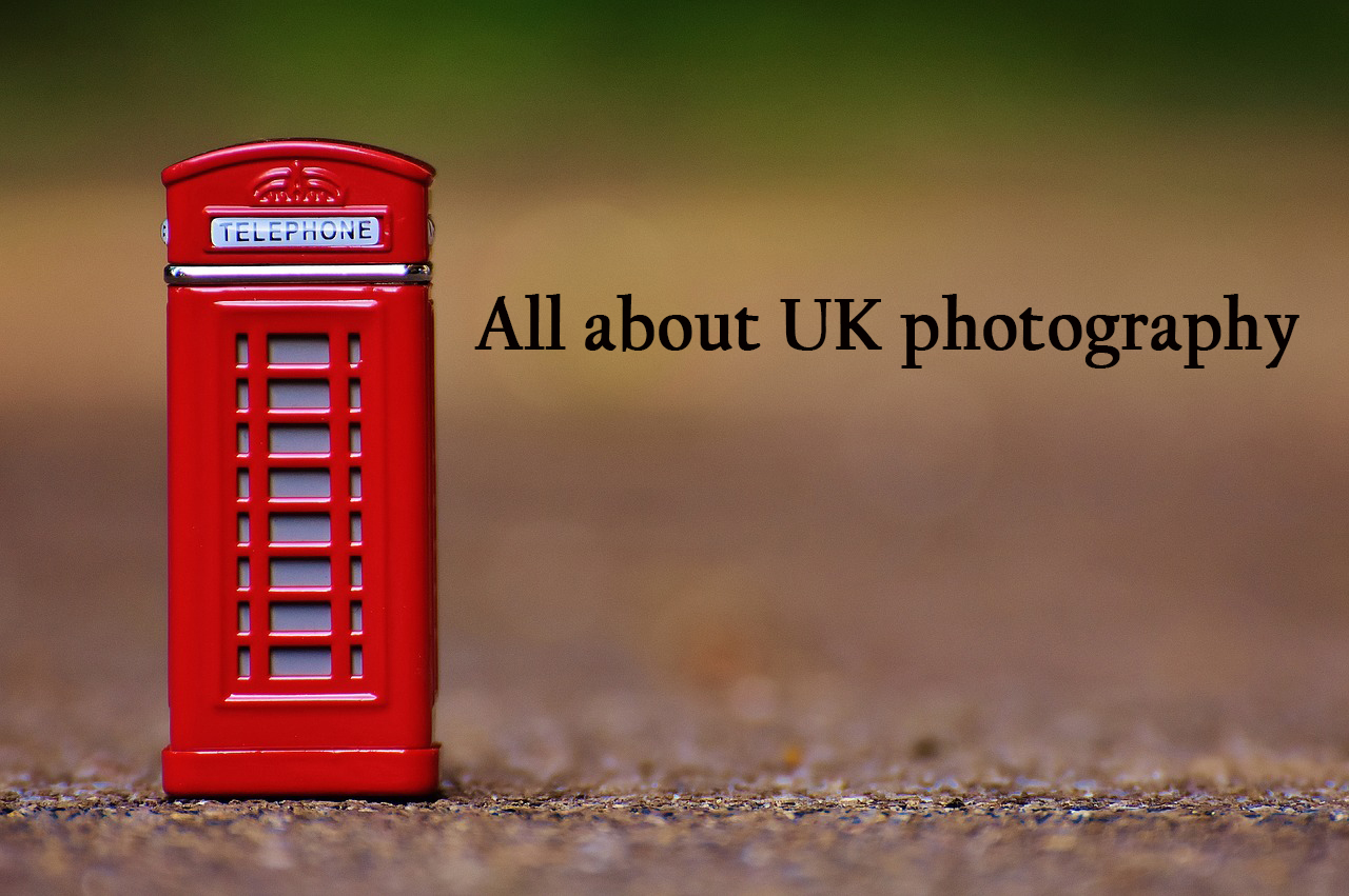 Photography industry in the UK