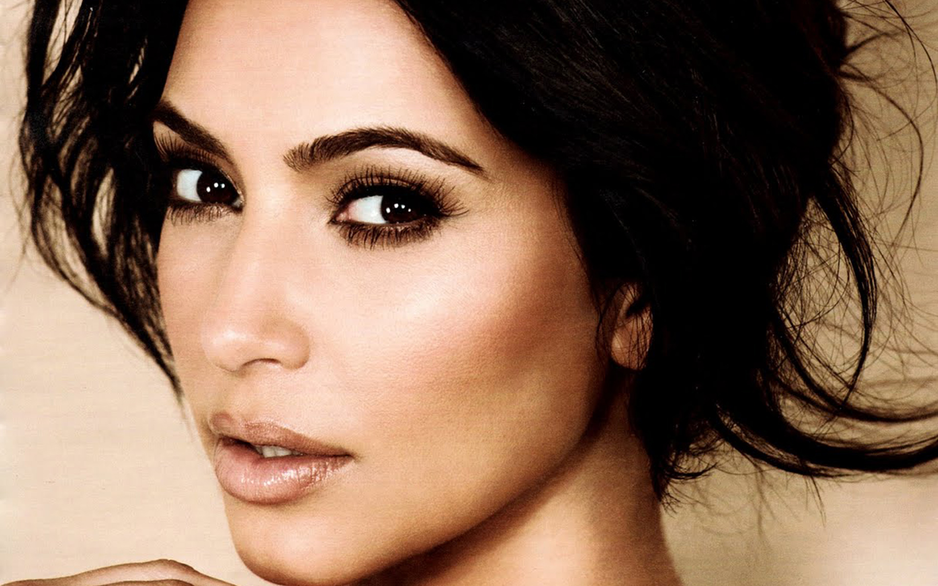 Kim kardashian without photoshop