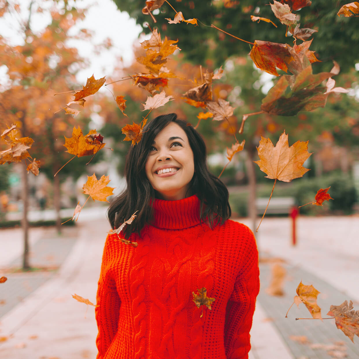 50 Best Fall Photoshoot Ideas To Try In Autumn 2020